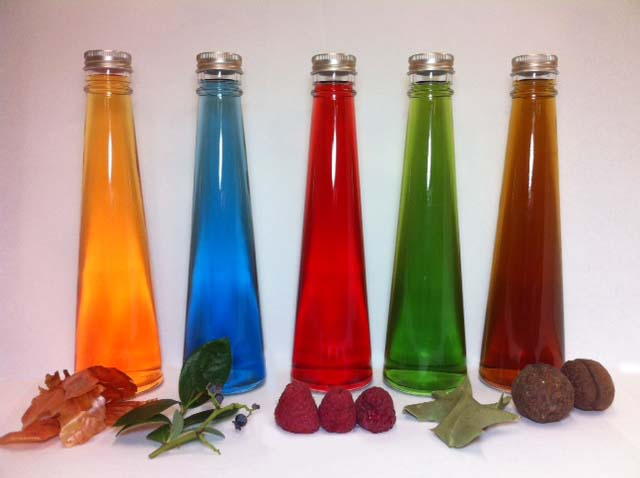 YLINUM - Botanical Dye - 2013 Christmas Colors