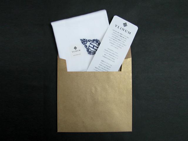 YLINUM ブランドコンセプトカード