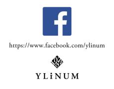 YLINUMのFacebookページが出来ました